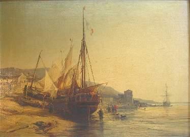 294: 19th Century Genre Painting.
