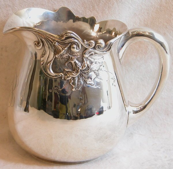 519: Sterling Silver Pitcher – Bailey, Banks and Biddle