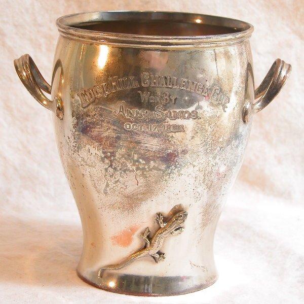 522: Sterling Silver Trophy – Gorham.