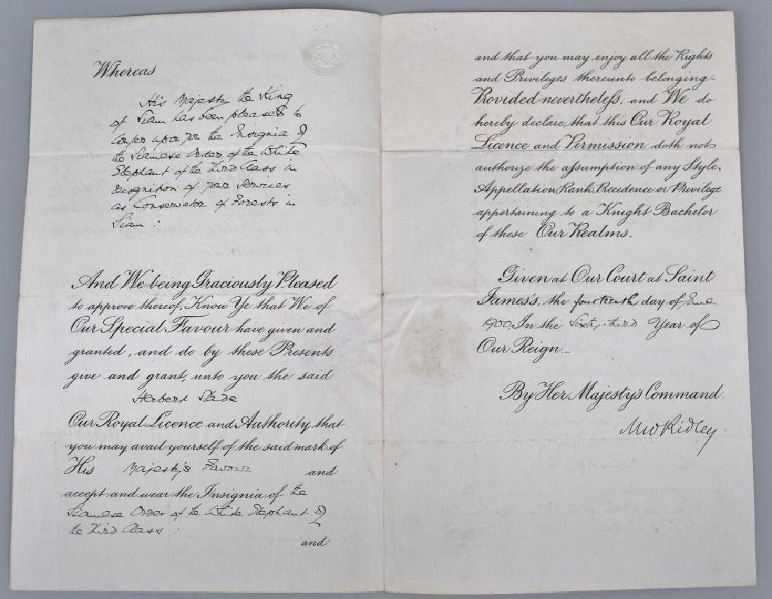 Autograph of English Queen Victoria-Boxing  Related - 5