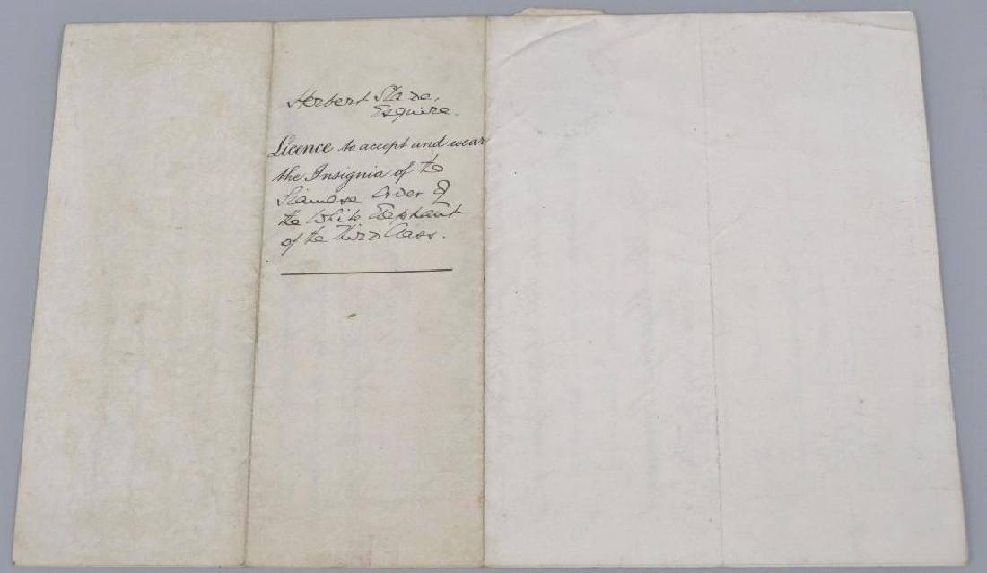 Autograph of English Queen Victoria-Boxing  Related - 6