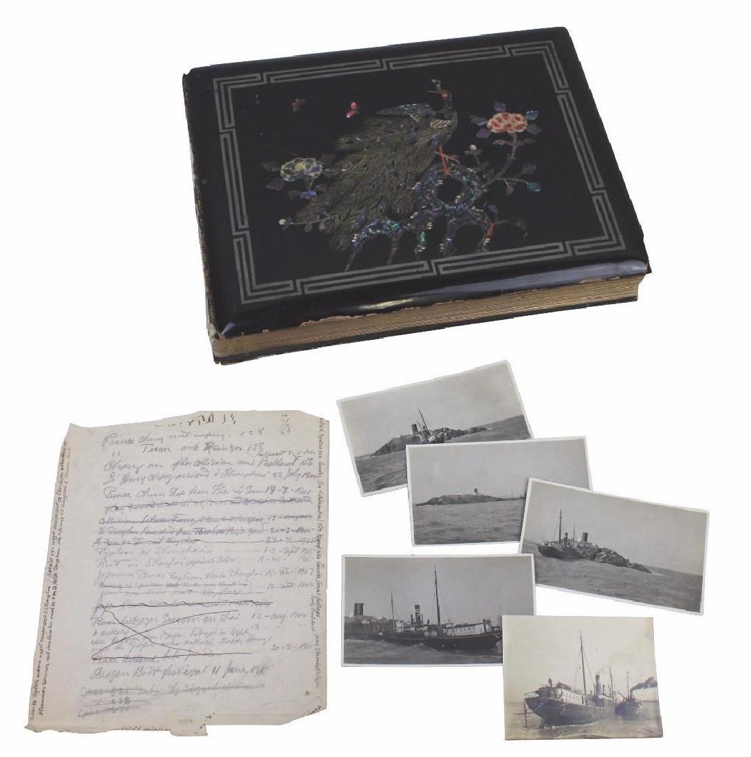 Early 20th Century Photograph Album-China