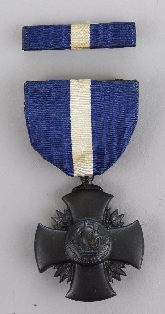 US WWII Navy Cross