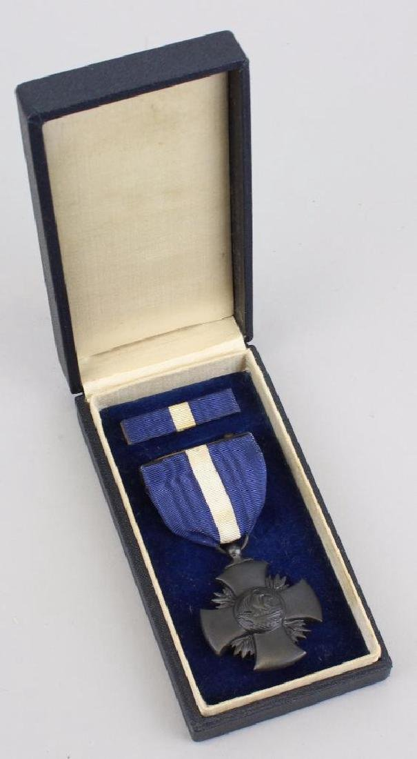 US WWII Navy Cross - 5