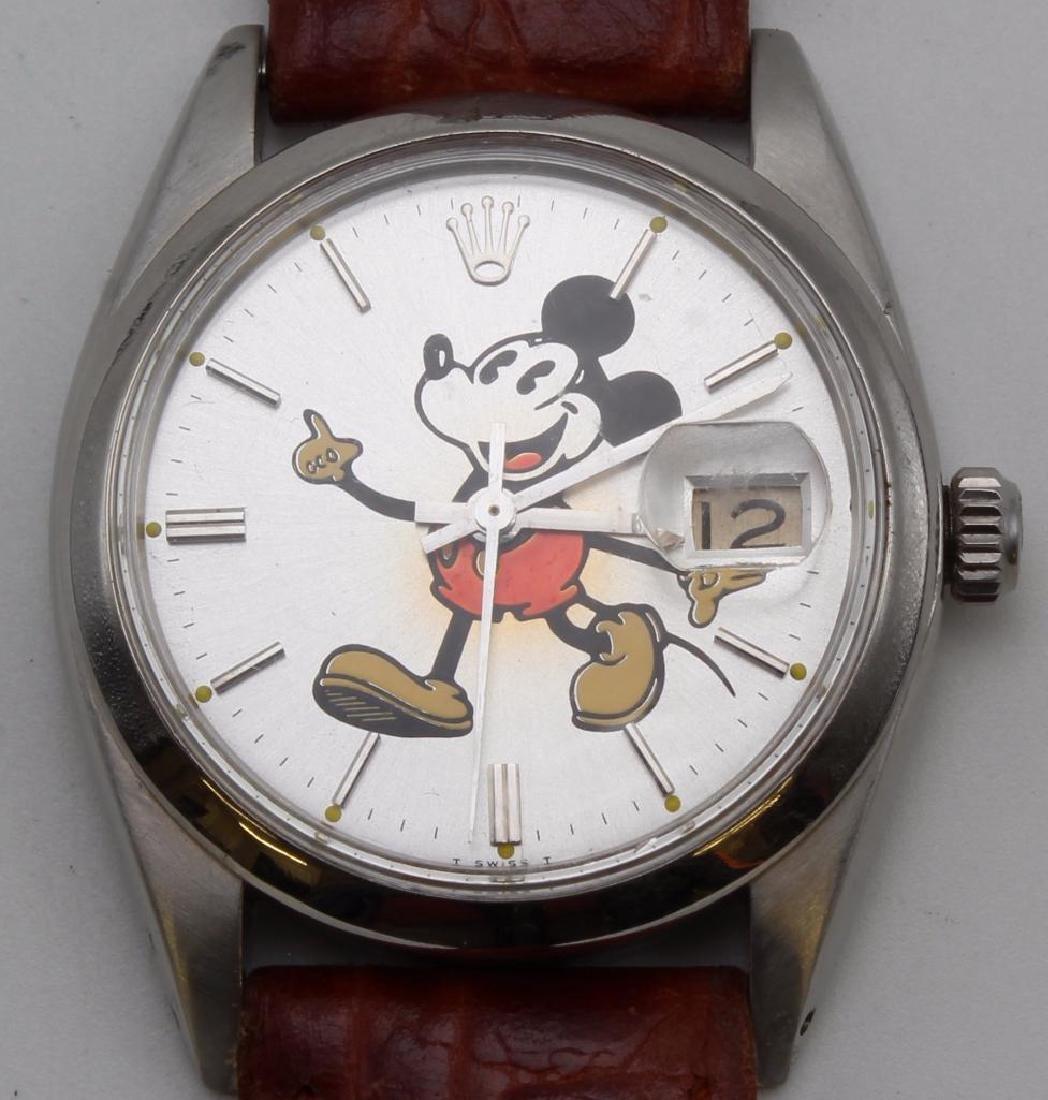 Rolex Mickey Mouse Wrist Watch. 6694 - 2