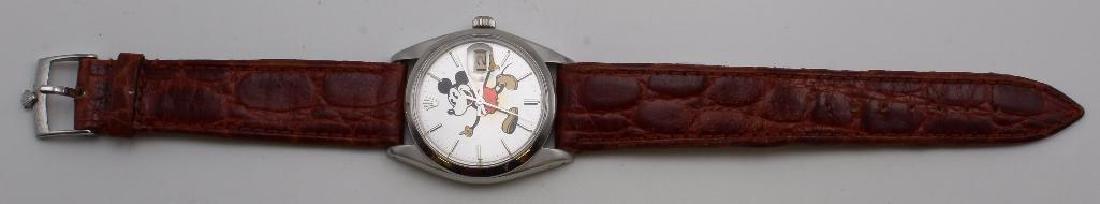 Rolex Mickey Mouse Wrist Watch. 6694 - 3