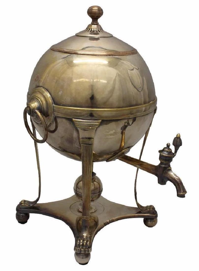 Thomas Harper Georgian Silver Hot Water Urn
