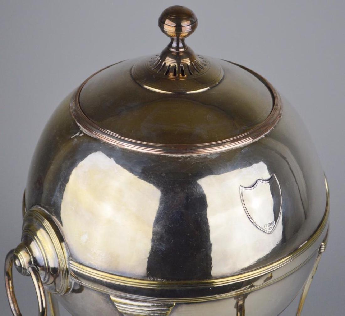 Thomas Harper Georgian Silver Hot Water Urn - 3