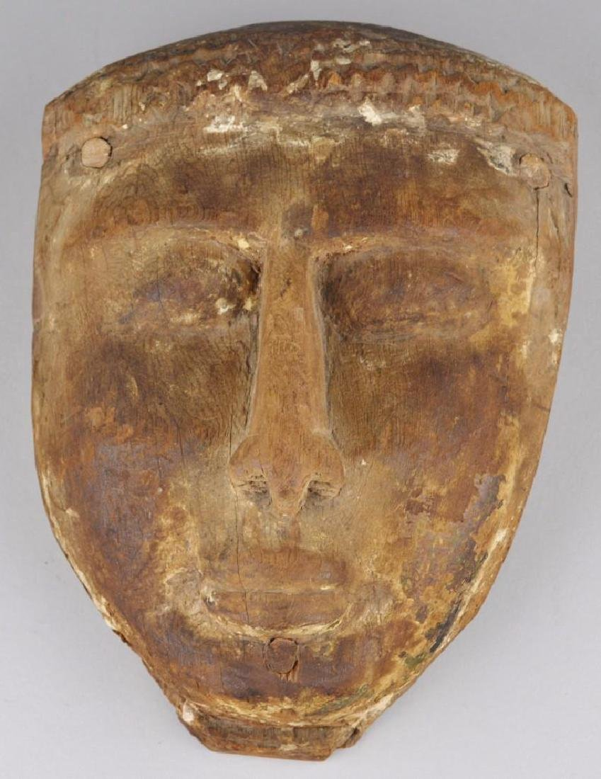 Egyptian Funerary Mask