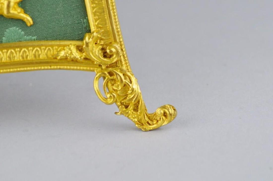 Neoclassical Moire Ormolu Frame - 5