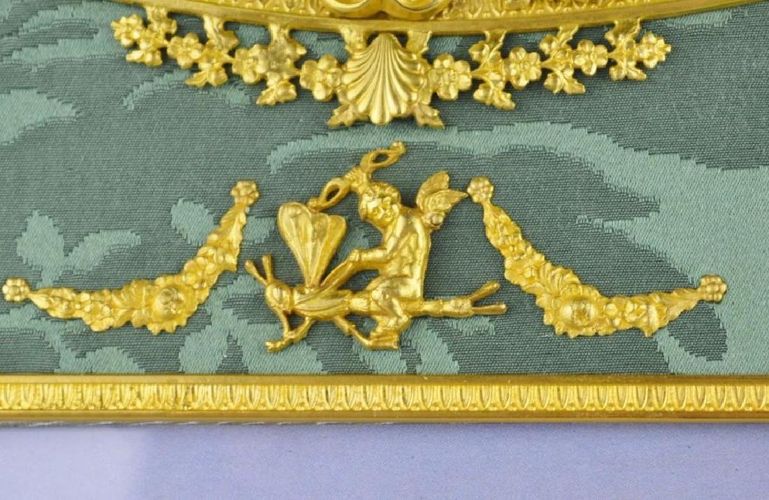 Neoclassical Moire Ormolu Frame - 6