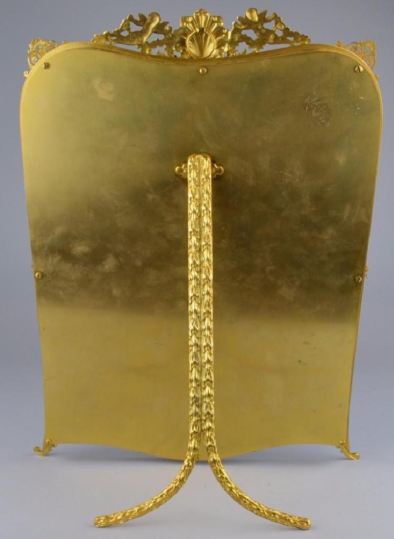 Neoclassical Moire Ormolu Frame - 9