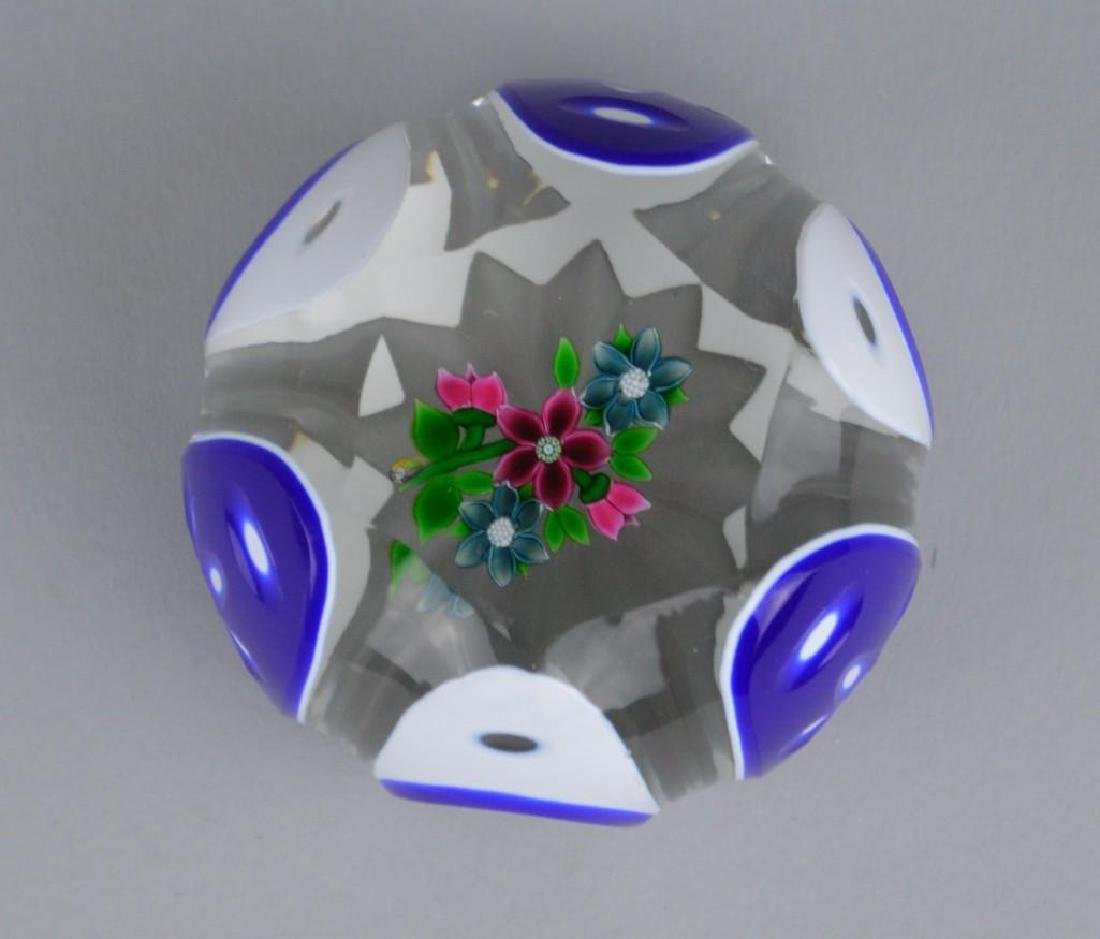 Pershire Art Glass Paperweight