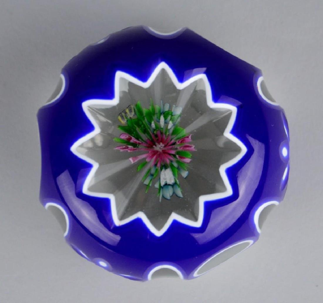 Pershire Art Glass Paperweight - 3