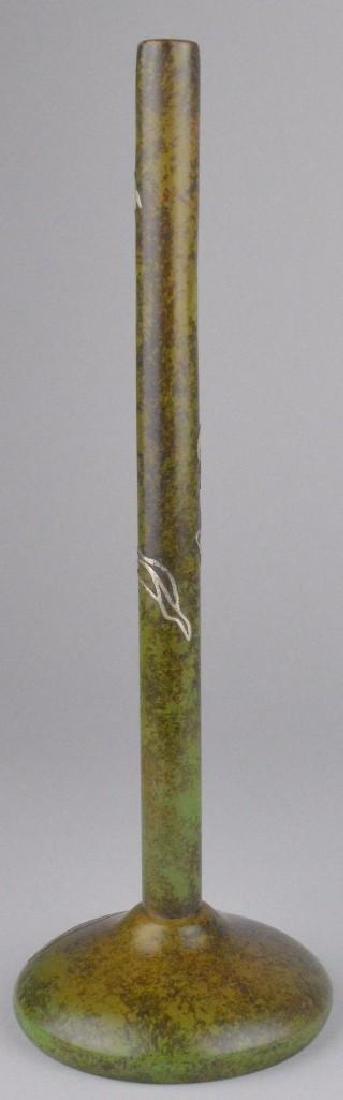 Heintz Art Metal Shop Bud Vase - 4