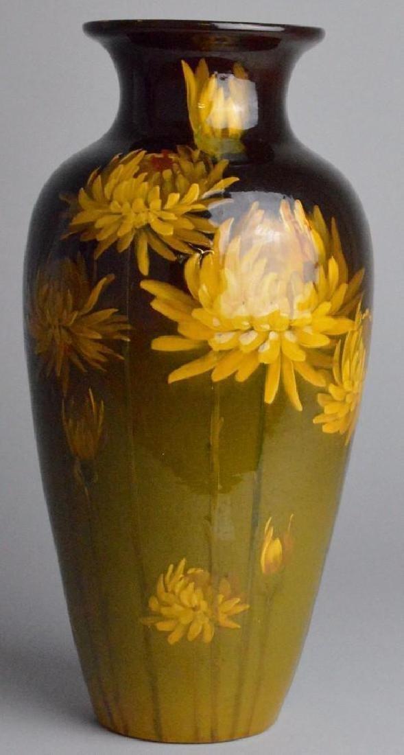 Weller Louwelsa Pottery Vase - 3