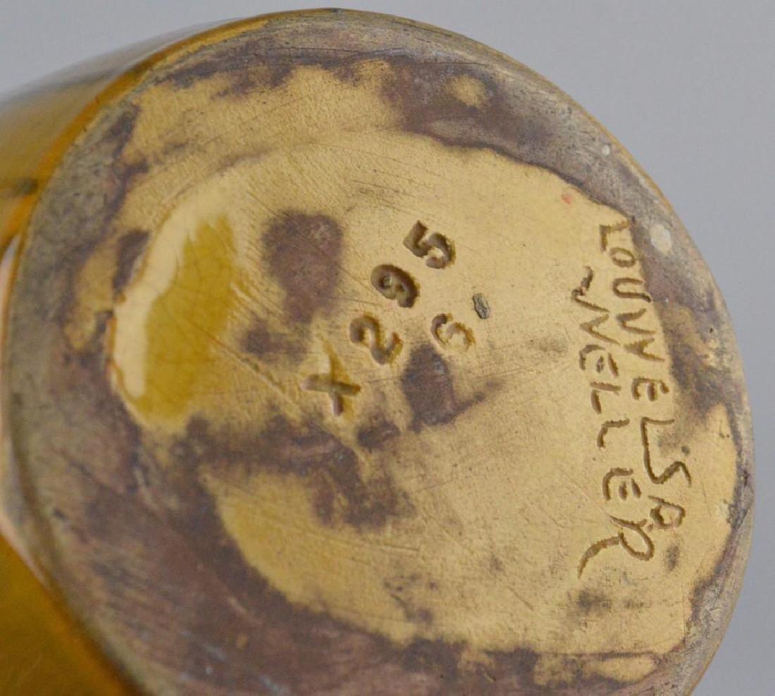 Weller Louwelsa Pottery Vase - 5