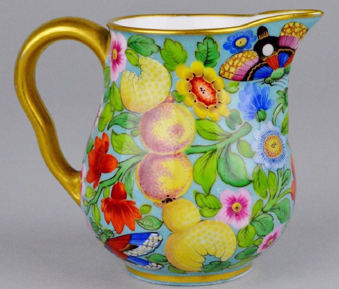 Enameled Soft Paste Tea Service - 6