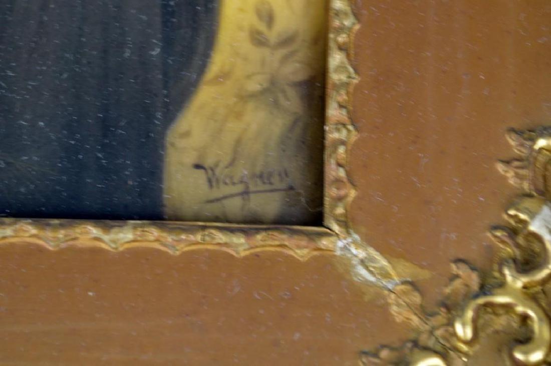 Wagner, Portrait Plaque - 5