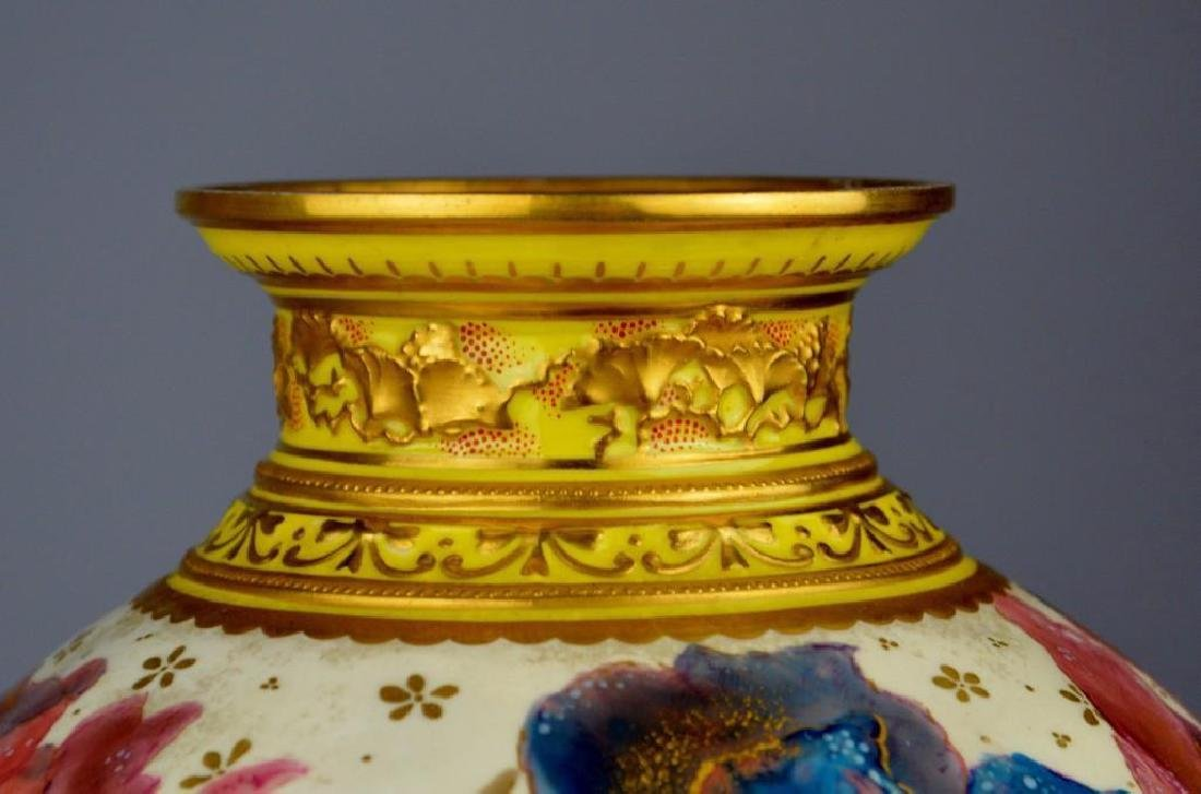 Royal Crown Derby Vase - 3