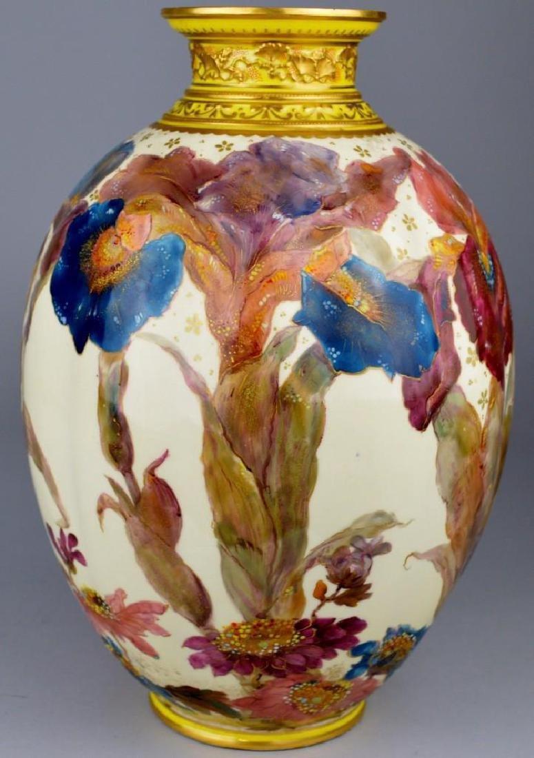 Royal Crown Derby Vase - 5