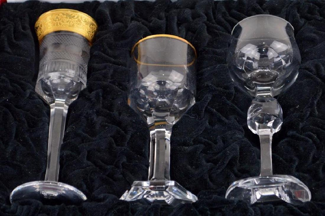 Moser 6/I Liquor Set in Presentation Case - 3