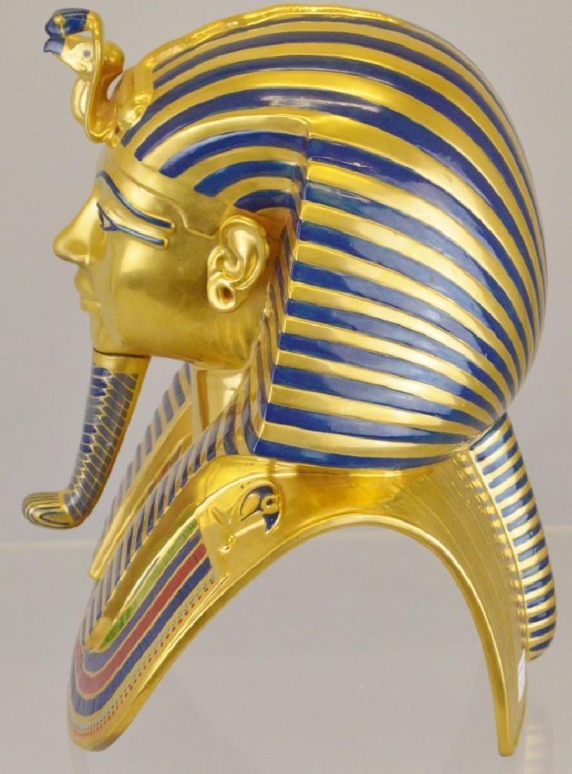 "Boehm Porcelain Treasures of Tutankhamun ""The Mask"" - 2"