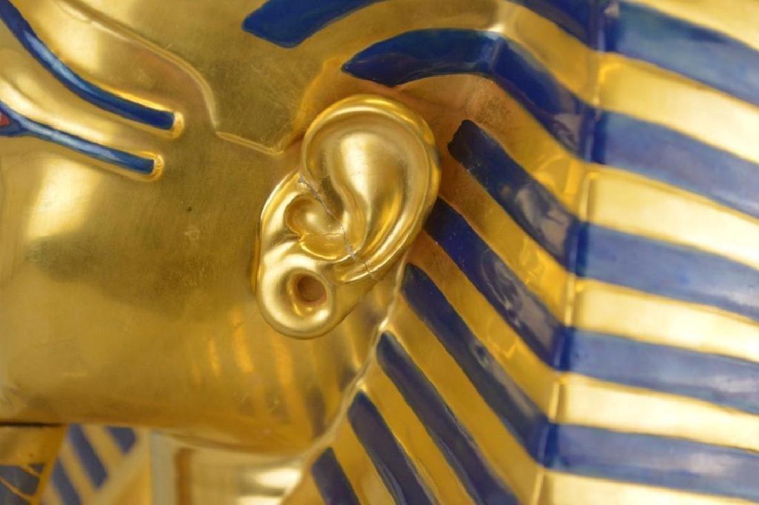 "Boehm Porcelain Treasures of Tutankhamun ""The Mask"" - 3"
