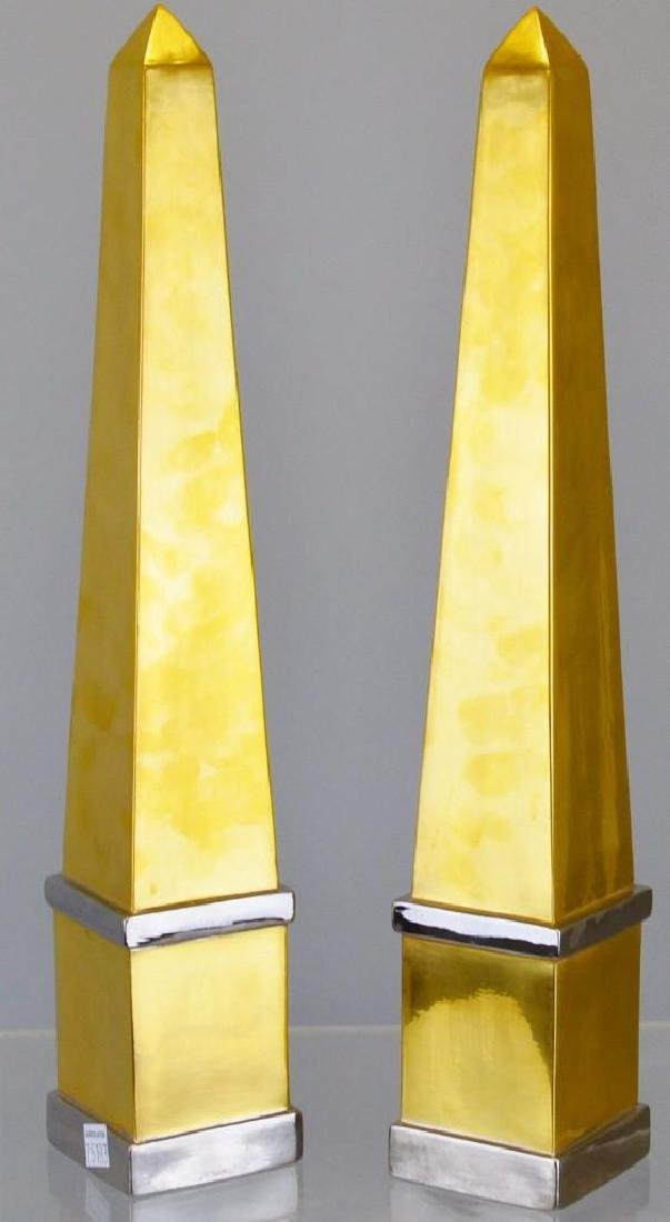 "Boehm Porcelain Treasures of Tutankhamun ""Obelisks"" - 4"