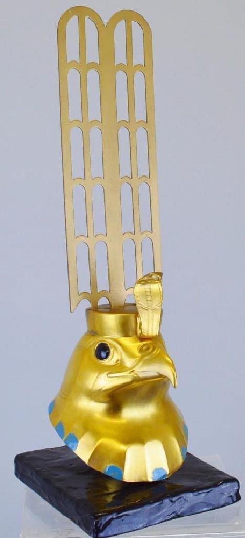"Boehm Porcelain Treasures of Tutankhamun ""Falcon Head"""