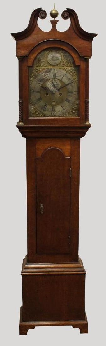 Thomas Spence Dysart Tall Case Clock