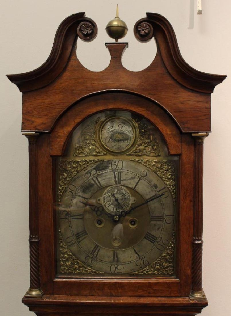 Thomas Spence Dysart Tall Case Clock - 2