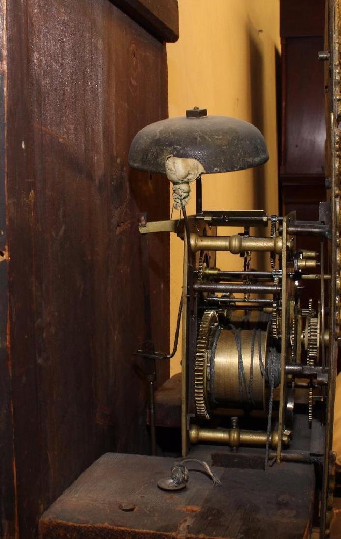 Thomas Spence Dysart Tall Case Clock - 6