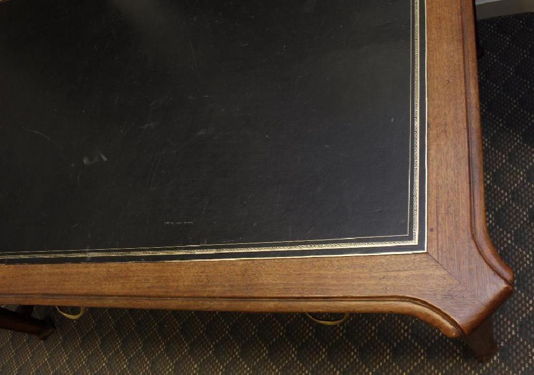 Art Nouveau Partner's Desk - 4