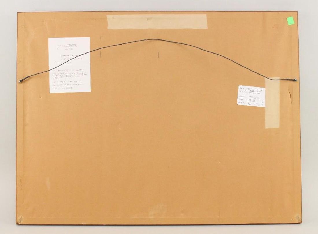 "Ranulph Bye (1916-2003, Pennsylvania/New Jersey) ""The - 4"