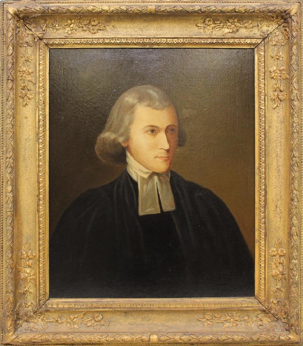 18th Century Portait of Gentleman