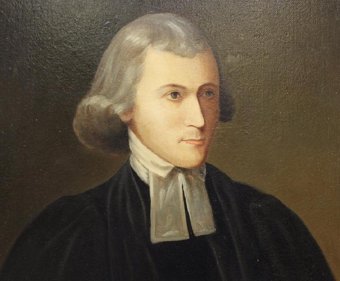 18th Century Portait of Gentleman - 2