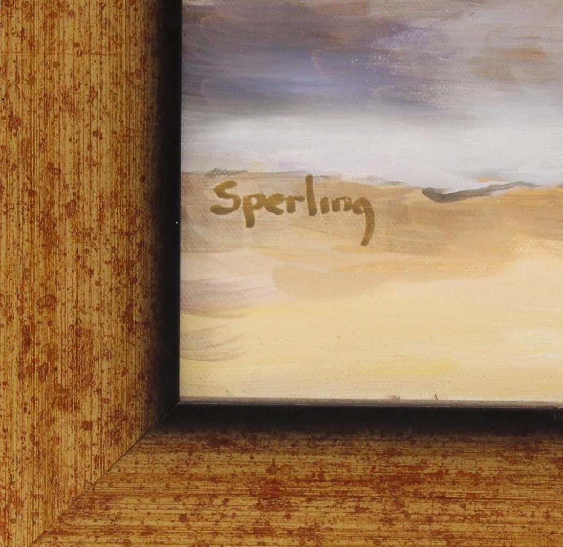 "Martha Sperling(20th Century, New Hope, PA) ""Children - 3"