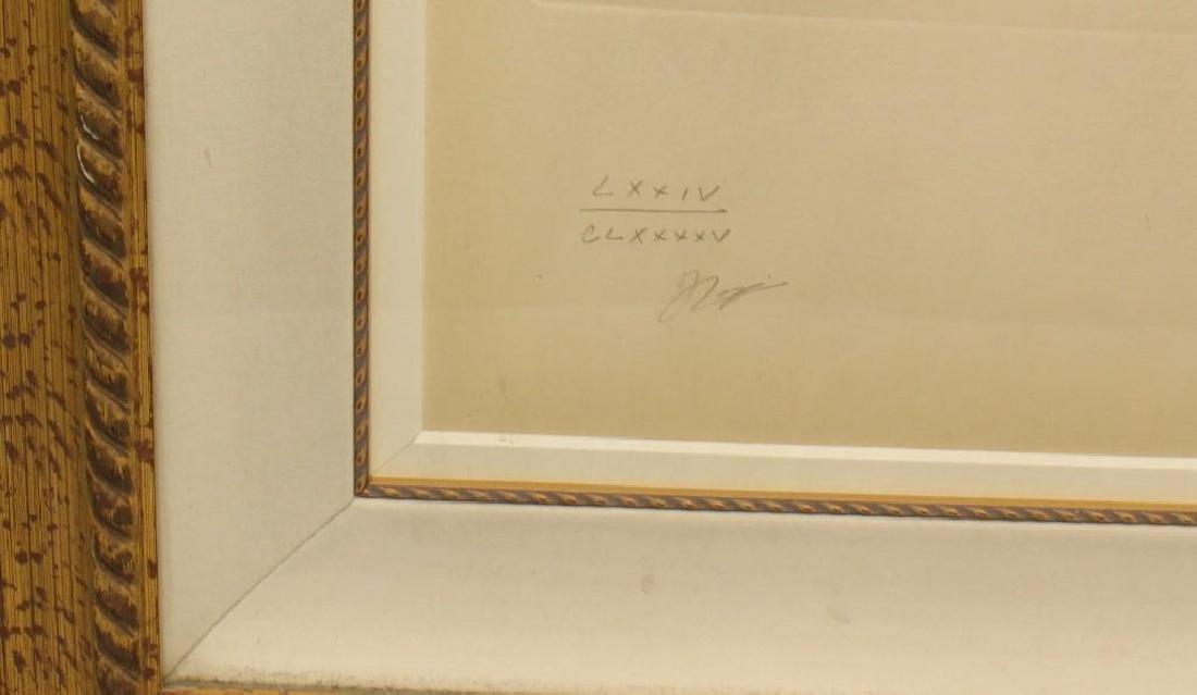 "Salvador Dali (1904-1989, Spain/France) ""Laser Unicorn"" - 5"