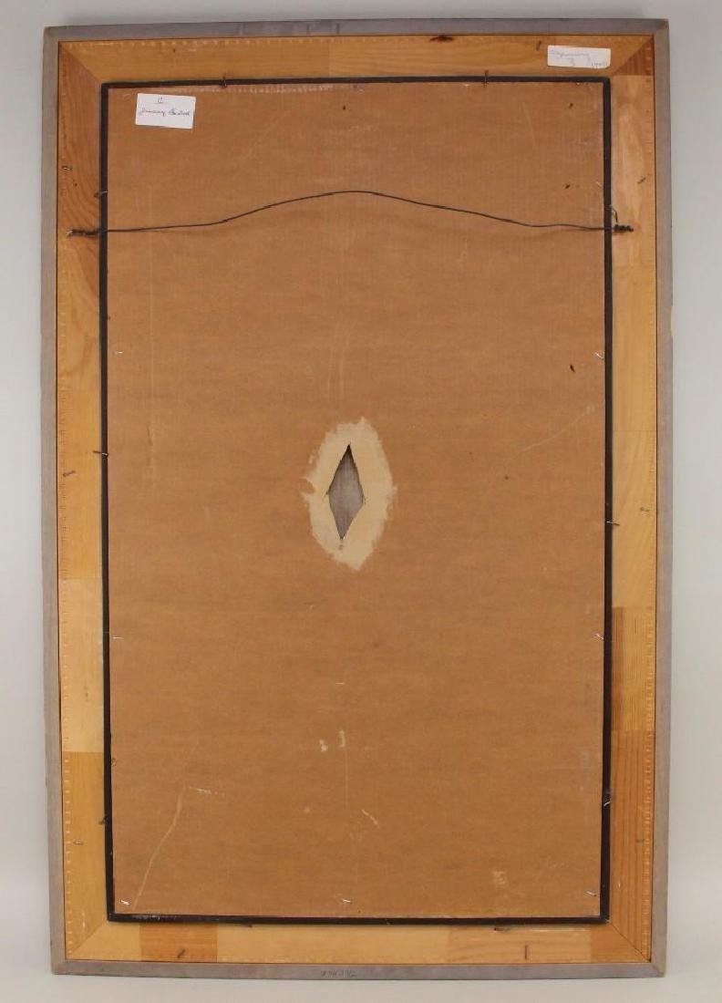 "Richard Taicher (1929-1989, Philadelphia, PA) ""January - 4"