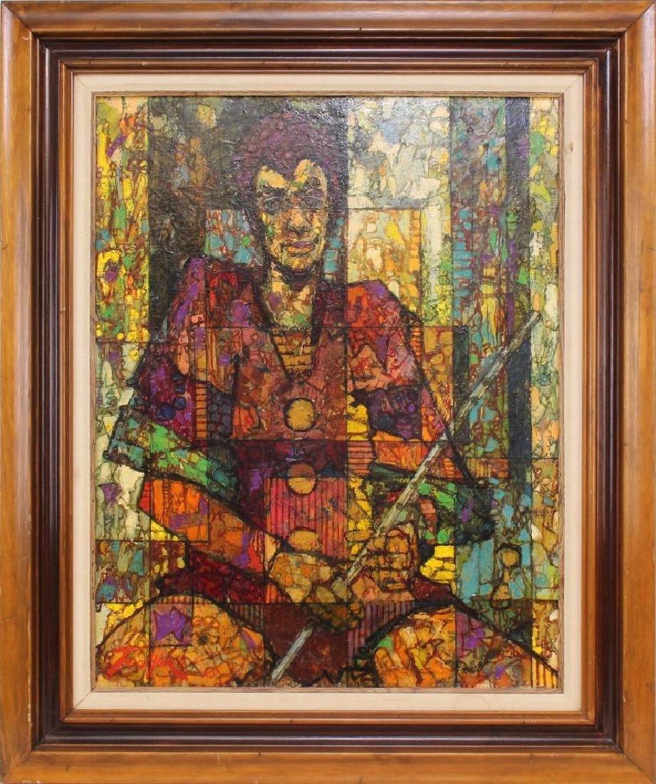 "Richard Taicher (1929-1989, Philadelphia, PA) ""The"