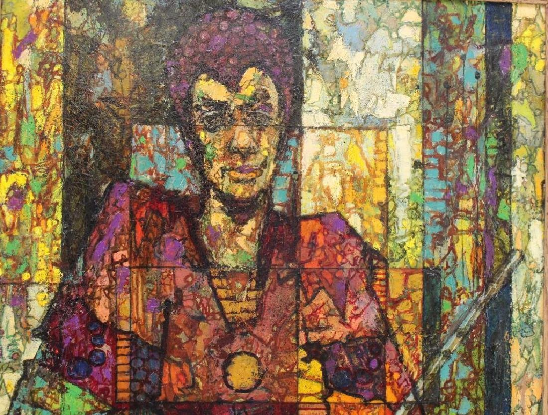 "Richard Taicher (1929-1989, Philadelphia, PA) ""The - 2"