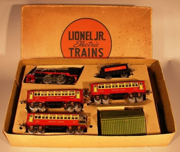 6001: Lionel 1056E Set