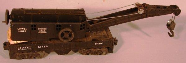 6002: Lionel 6460 Crane Car