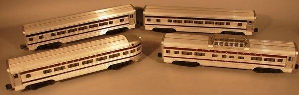 6006: Lionel PRR2540 Series Congressional Passenger Car