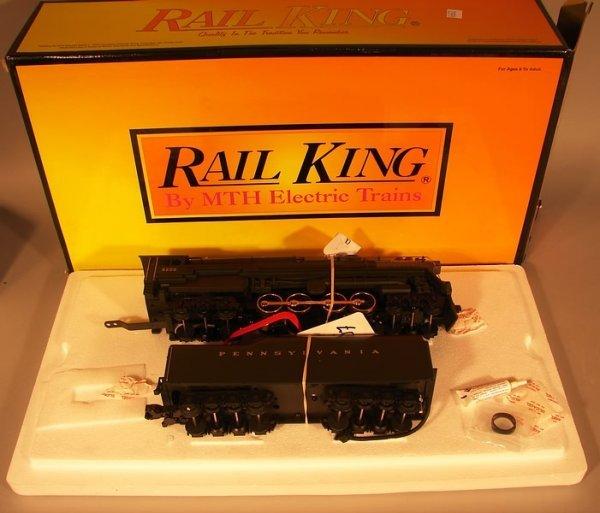 6011: MTH Rail King, PRRS2 Turbine Engine OB