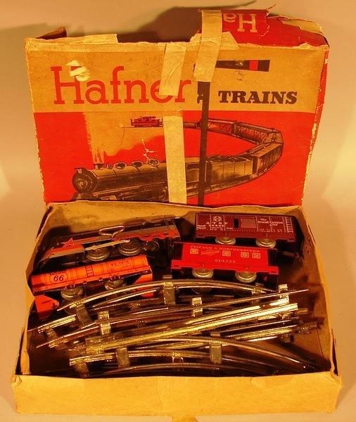 6012: Hafner 4 Piece Wind Up Set in Set Box