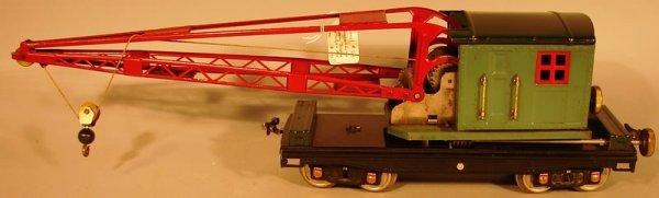 6066: Lionel 219 Derrick Car, OB