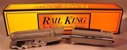 6133: MTH Rail King NYC Dreyfuss Hudson