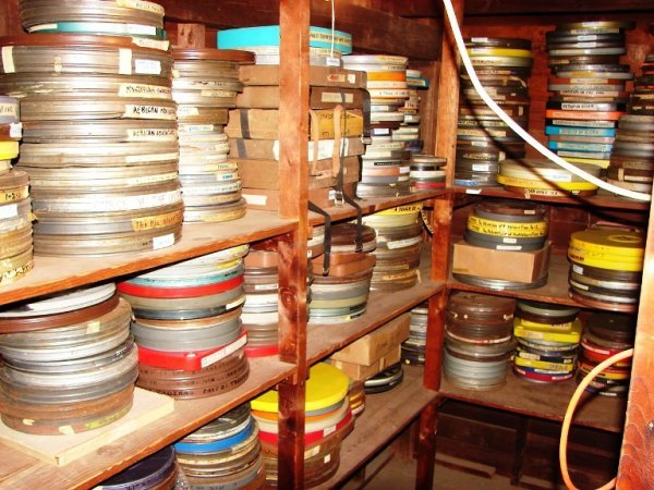 1001: 16 mm Film and Projector Collection